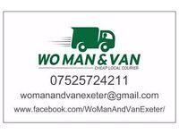 Wo Man & Van Service Cheap Local Courier