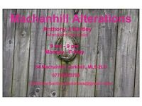 Machanhill Alterations