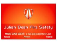 Accredited Fire Risk Assessor and Fire Spread Stopper available for official reports for buildings.