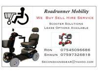 Mobility Scooter Services Edinburgh