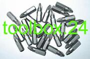 Screwdriver Bits PZ2