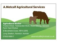 A.Metcalf Agricultural Services