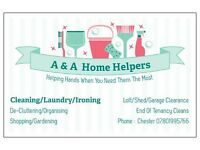 A & A Home Helpers