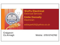 Wolf's Electrical