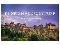 Edinburgh-based Qualified Acupuncturist and Swedish Massage therapist