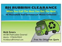 BH Rubbish Clearance Call Now For A Free Quote