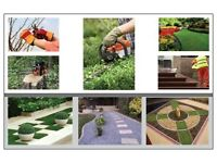 GARDEN MAINTENANCE & DRIVEWAY, PATIO and PRESSURE CLEANING