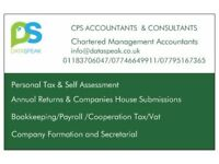 BOOKKEEPING|TAX RETURN|COMPLETE ACCOUNTING SERVICES FOR LIMITED COMPANIES|IMMIGRATION ADVICE|