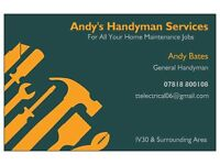 Home Handyman Services For All Your Property Maintenance Jobs