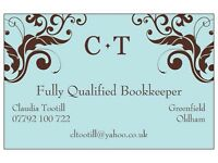 Fully AAT Qualified Bookkeeper/Accountant