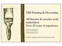 TJM Decorators