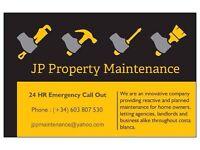 JP Property Maintenance costa blanca Spain