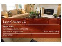 LessChores4U Domestic Cleaners