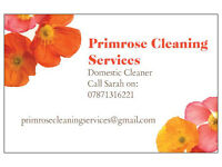 Primrose Cleaning & Ironing Services
