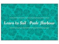 Learn to Sail -Poole Harbour