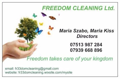 Carpet cleaning- fress feeling