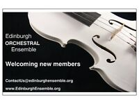 OPEN REHEARSAL: JOIN AN ORCHESTRA IN 2017!