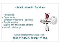 Residential & Commercial Locksmith