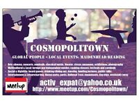 Cosmopolitown: Arts, Entertainment and Multicultural Events: Maidenhead, Reading and surroundings