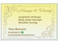 Massage & Waxing