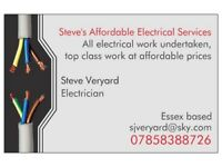 Steve's Electrical Services - All domestic and commercial work undertaken. Affordable prices