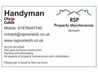 RSP Property Maintenance Services