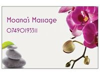 Moana's Massage