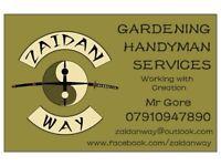 Gardening Handyman Services