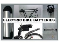 Electric Bike Batteries SERVICE Giant Wisper Cyclamatic Viking Freego Urbanmover A2B Izip