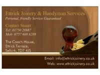 Ettrick Joinery & Handyman Services