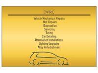 DVRC vehicle repairs mobile mechanic