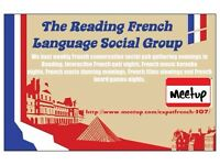 The Reading French Language Group