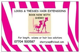 HAIR EXTENSIONS - Finest quality hair for length, volume, colour and hair loss solutions.