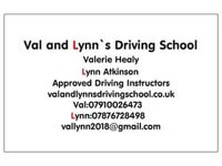 Driving Lessons in Eastend of Glasgow and surrounding areas (female in
