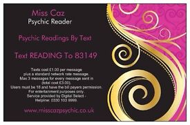 Psychic Readings By Text