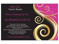 Psychic Readings By Text, Phone, Email & Online Chat