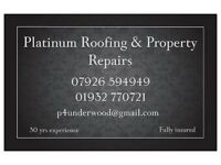 Platinum Roofing & Property Repairs