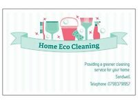 Home Eco Cleaning
