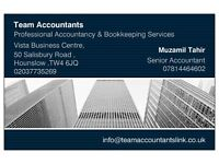 Team Accountants (Accountancy & Bookkeeping Services)
