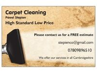 Professional Carpet Cleaning - High Standard Low Price