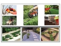 GARDEN MAINTENANCE DRAINS UNBLOCKED DRIVEWAY CLEANING GRASS CUTTING JET WASHING UPVC CLEANING