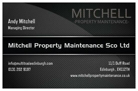 Property maintenance in Edinburgh