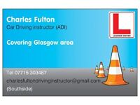 Charles Fulton Driving Instructor ( Glasgow South-Side )