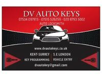 REPLACEMENT KEYS - AUTO LOCKSMITH