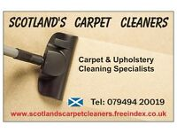Scotland's Carpet Cleaners