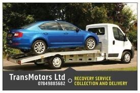 RECOVERY BREAKDOWN SERVICE / NATIONWIDE CAR COLLECTION DELIVERY BASED IN BASINGSTOKE HAMPSHIRE