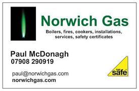 Gas Safe Engineer - Boiler Installations - Norwich