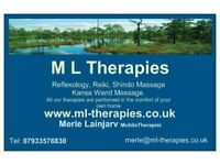 Reflexology,Reiki, Shindo Massage and Kansa Wand Massage in the Comfort of your own Home