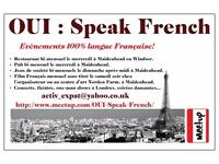 OUI: Speak French, Maidenhead and Windsor Group