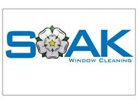 SOAK Window Cleaning Leeds